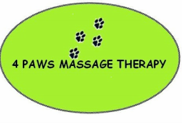 4 Paws Massage Therapy